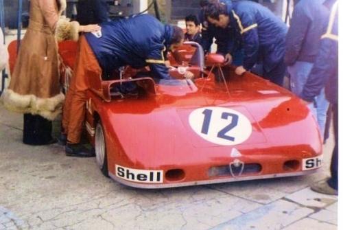 1000 km de paris 1971