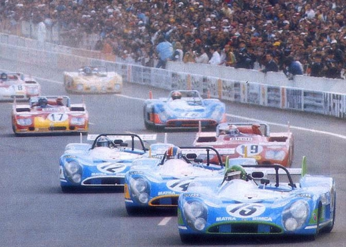 Le Mans 72
